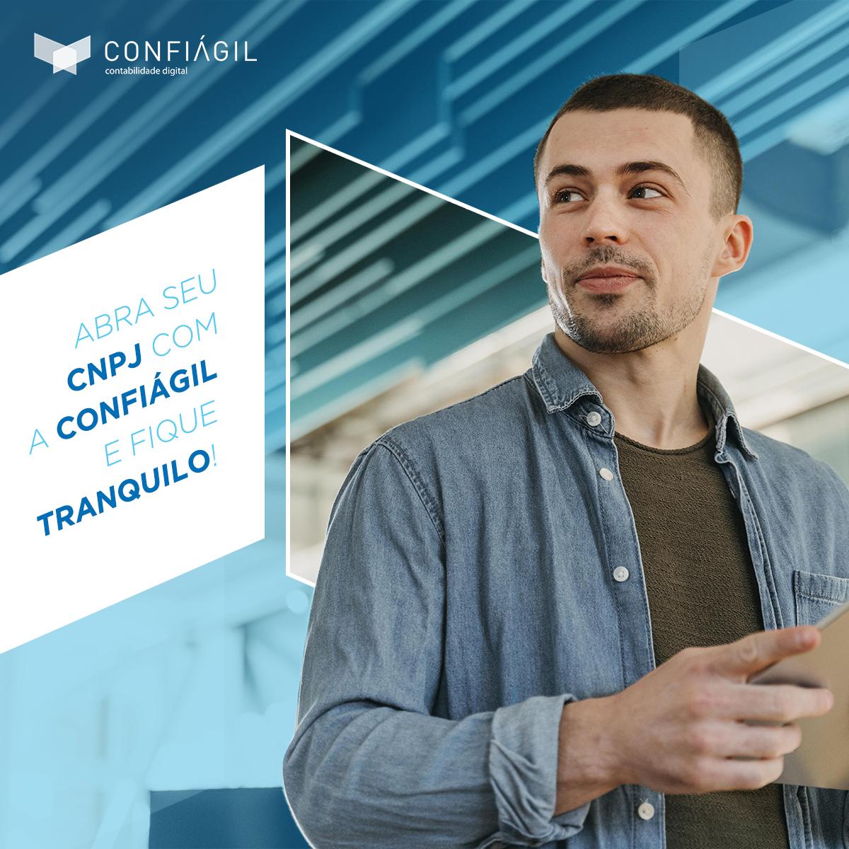 Read more about the article Abra seu CNPJ com a Confiágil e fique tranquilo